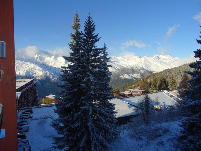 Vacances en montagne Studio coin montagne 4 personnes (717) - Résidence Belles Challes - Les Arcs