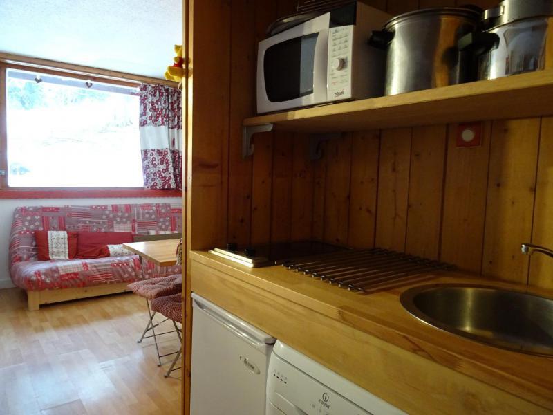 Vacances en montagne Studio 4 personnes (215) - Résidence Belles Challes - Les Arcs