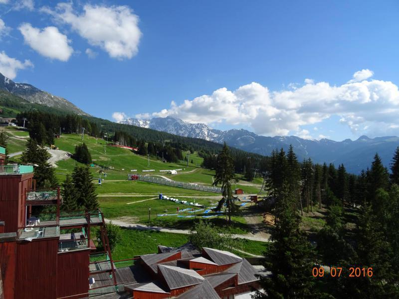 Vacances en montagne Studio 4 personnes (1228) - Résidence Belles Challes - Les Arcs
