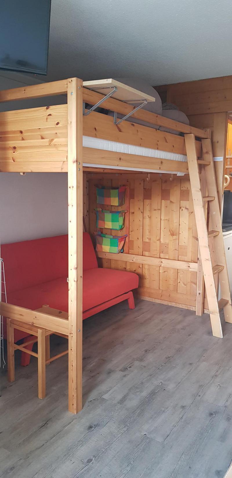 Vacances en montagne Studio coin montagne 4 personnes (0814) - Résidence Belles Challes - Les Arcs