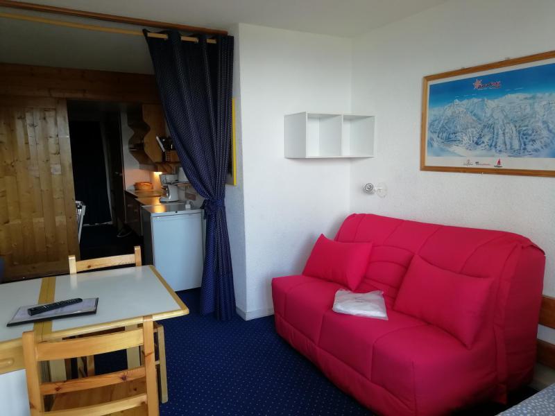 Vacances en montagne Studio coin montagne 4 personnes (812) - Résidence Belles Challes - Les Arcs