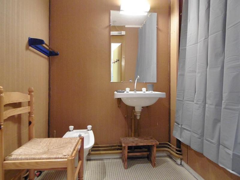 Holiday in mountain resort 3 room duplex apartment 8 people (109) - Résidence Belleville Caron - Les Menuires - Bathroom