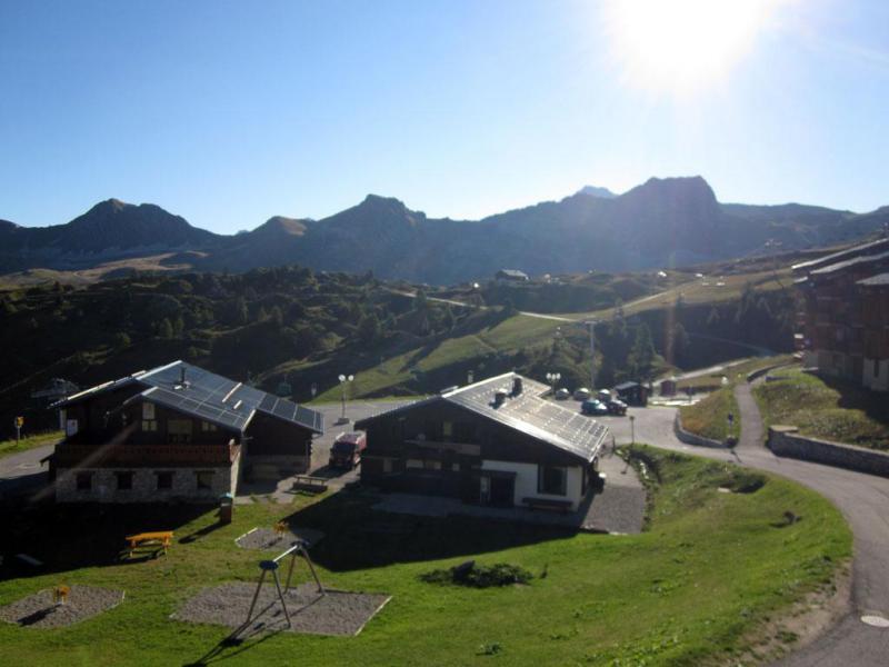 Ski verhuur Appartement duplex 2 kamers 6 personen (34) - Résidence Belvédère - La Plagne - Buiten zomer