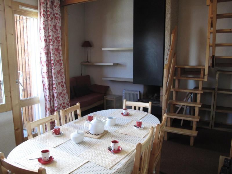 Vacances en montagne Appartement duplex 2 pièces 6 personnes (34) - Résidence Belvédère - La Plagne - Logement