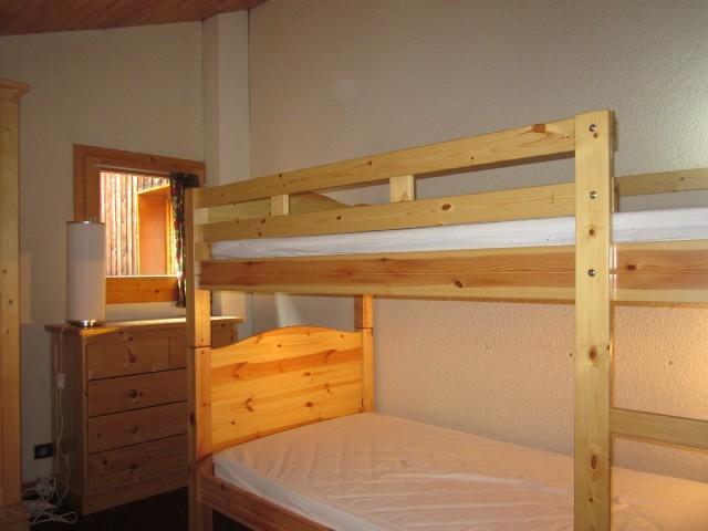 Vacances en montagne Appartement duplex 2 pièces 6 personnes (34) - Résidence Belvédère - La Plagne - Lits superposés