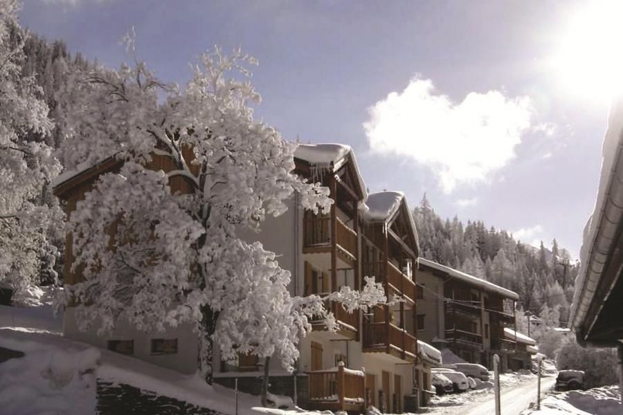 Vakantie in de bergen Résidence Belvédère Asphodèle - Valfréjus