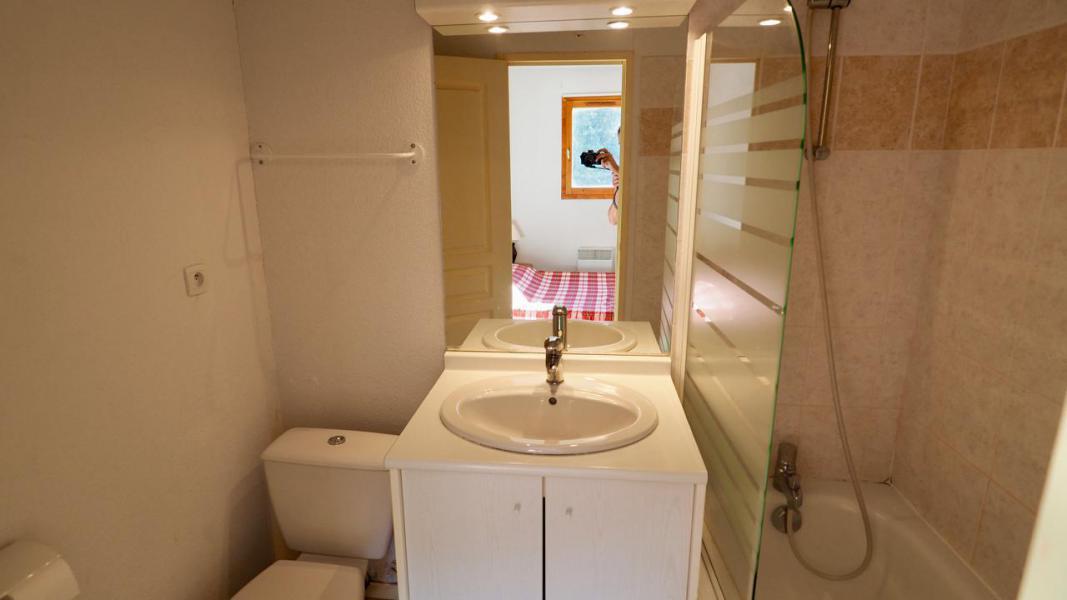 Vakantie in de bergen Appartement 4 kamers 8 personen (8) - Résidence Belvédère Asphodèle - Valfréjus - Verblijf