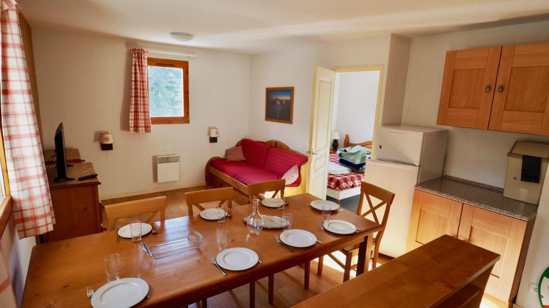 Vakantie in de bergen Appartement 4 kamers 8 personen (8) - Résidence Belvédère Asphodèle - Valfréjus - Keukenblok