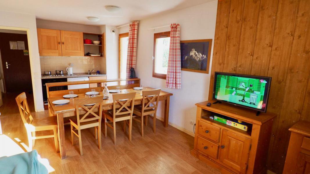 Vacances en montagne Appartement 4 pièces 8 personnes (8) - Résidence Belvédère Asphodèle - Valfréjus - Logement