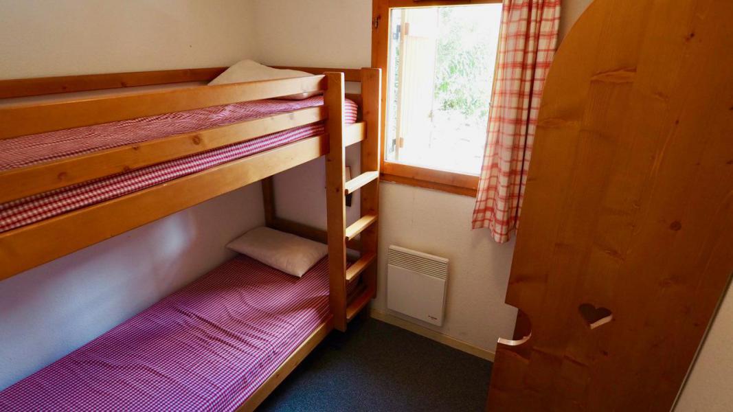 Vacances en montagne Appartement 4 pièces 8 personnes (8) - Résidence Belvédère Asphodèle - Valfréjus - Lits superposés