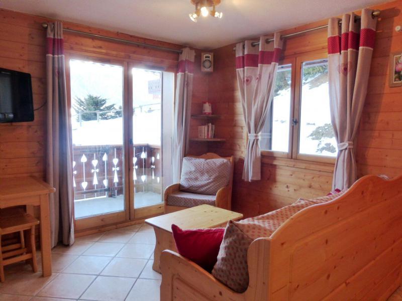 Vacances en montagne Appartement 3 pièces 4 personnes (1D R) - Résidence Bergerie des 3 Vallées D - Méribel - Logement