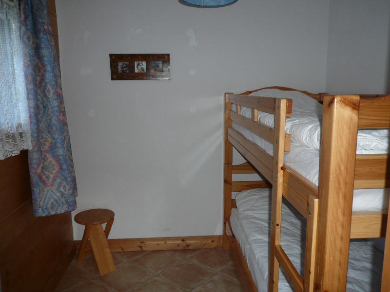 Vacances en montagne Appartement 3 pièces 4 personnes (6D R) - Résidence Bergerie des 3 Vallées D - Méribel - Chambre