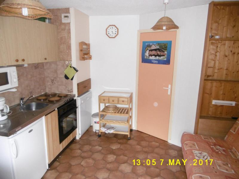 Holiday in mountain resort Studio cabin 4 people (55) - Résidence Bételgeuse - Valloire