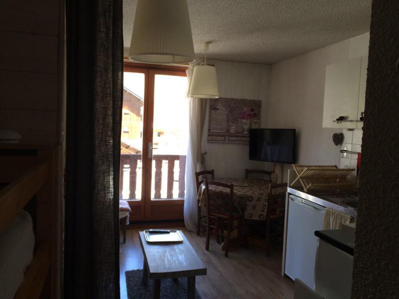 Holiday in mountain resort Studio 3 people (BETELG72) - Résidence Bételgeuse - Valloire