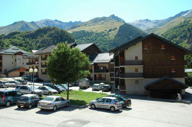 Holiday in mountain resort Studio cabin 4 people (56) - Résidence Bételgeuse - Valloire
