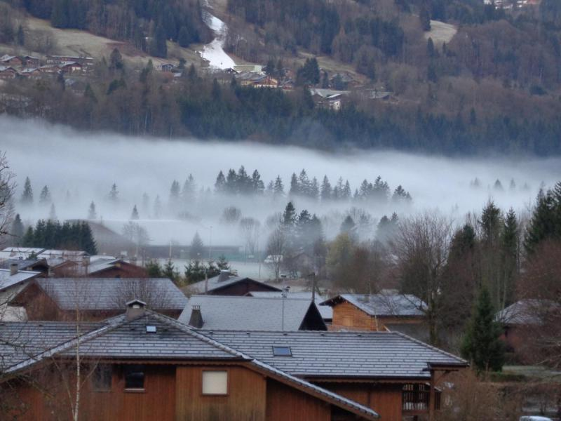 Vacaciones en montaña Estudio para 4 personas - Résidence Béthanie - Samoëns