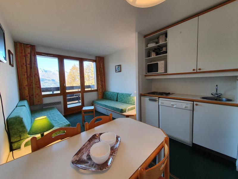 Vacances en montagne Studio 4 personnes (114) - Résidence Bilboquet - Montchavin La Plagne - Logement