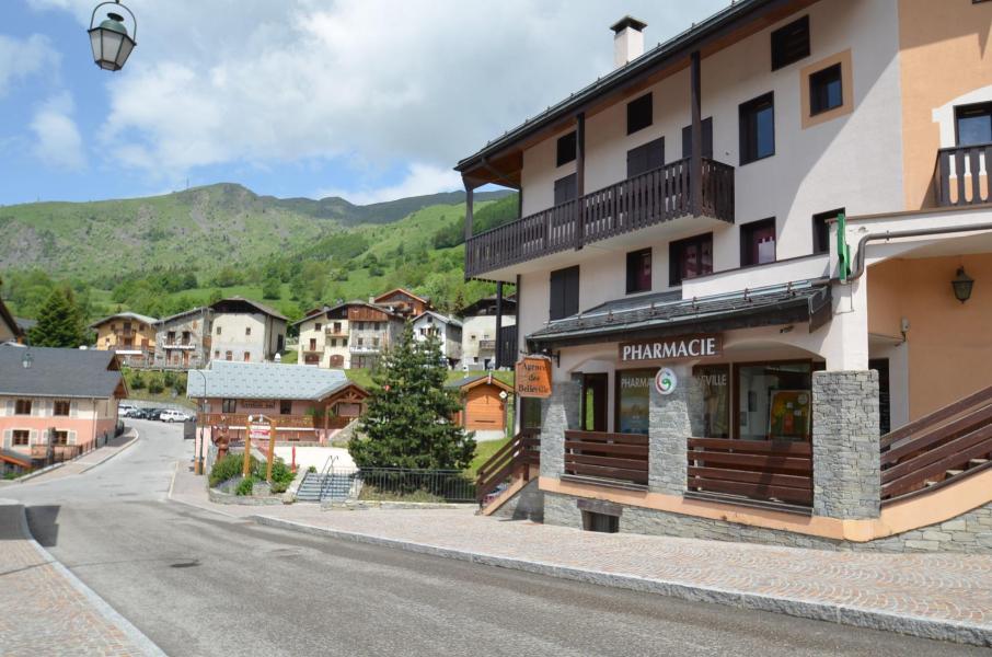 Location au ski Résidence Biollay - Saint Martin de Belleville - Extérieur été