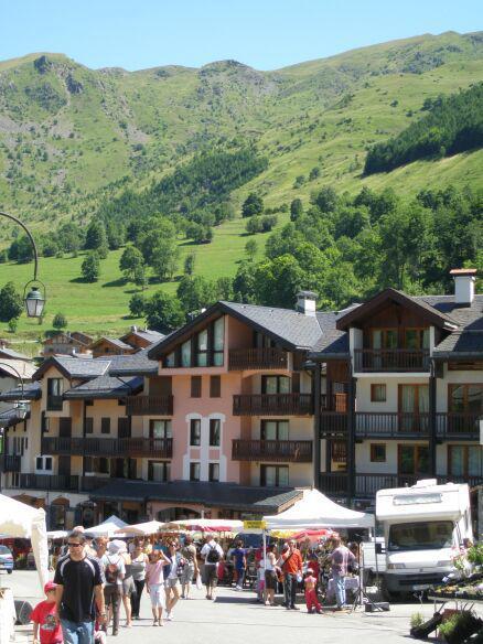 Vacances en montagne Studio 2 personnes (2) - Résidence Biollay - Saint Martin de Belleville