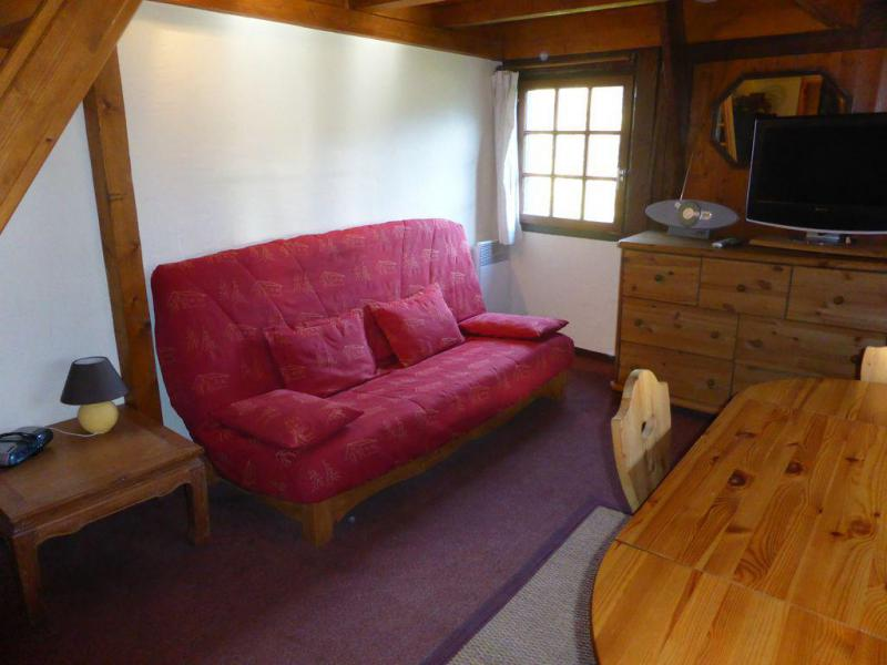 Holiday in mountain resort Studio mezzanine 4 people (4) - Résidence Bionnassay - Les Houches