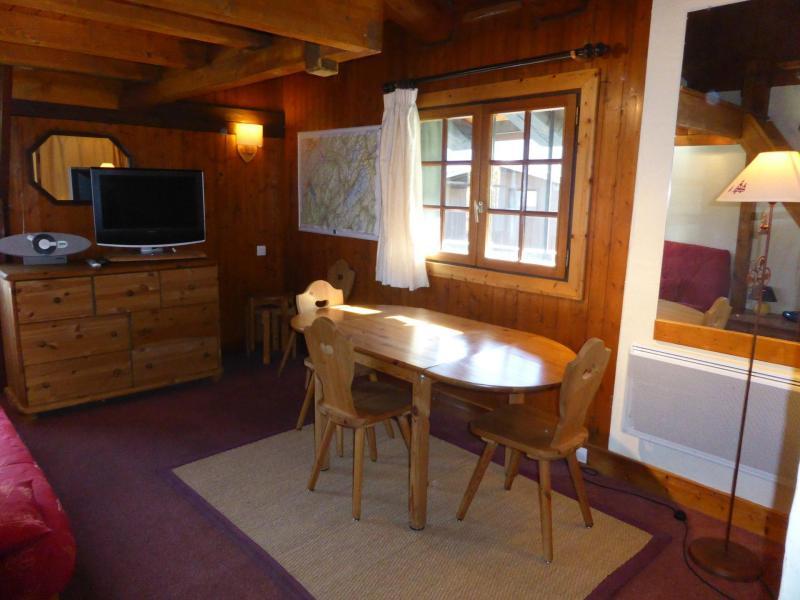 Urlaub in den Bergen Mezzanin-Studio für 4 Personen (4) - Résidence Bionnassay - Les Houches