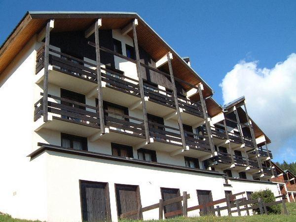 Vacaciones en montaña Résidence Bisanne - Les Saisies - Verano