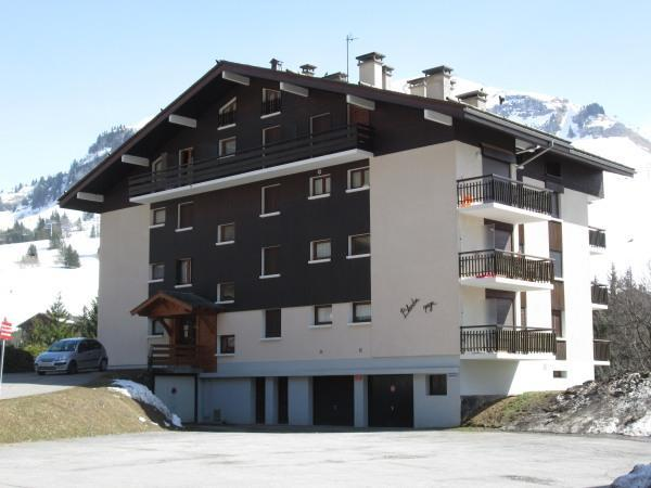 Holiday in mountain resort 2 room apartment 4 people - Résidence Blanche Neige - Le Grand Bornand