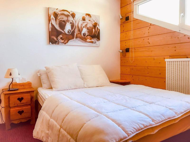 Wakacje w górach Apartament 4 pokojowy 10 osób (185) - Résidence Bleuets - Les 2 Alpes
