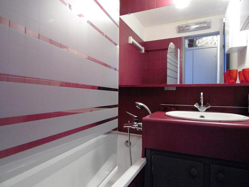 Holiday in mountain resort 2 room apartment 6 people (406) - Résidence Boedette A - Les Menuires