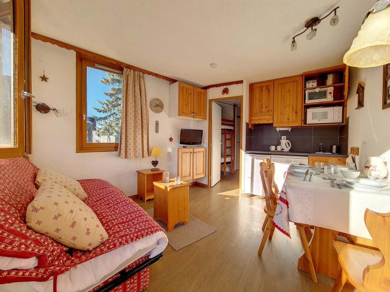 Vacaciones en montaña Apartamento cabina para 4 personas (134) - Résidence Boedette D - Les Menuires