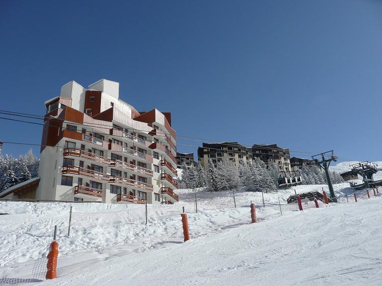 Vacaciones en montaña Résidence Boedette D - Les Menuires