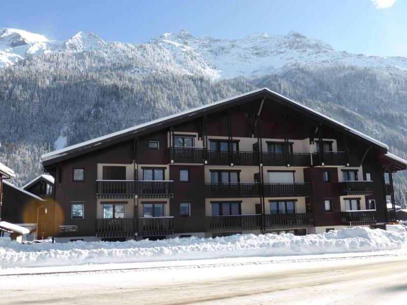Holiday in mountain resort Résidence Boule de Neige - Les Contamines-Montjoie