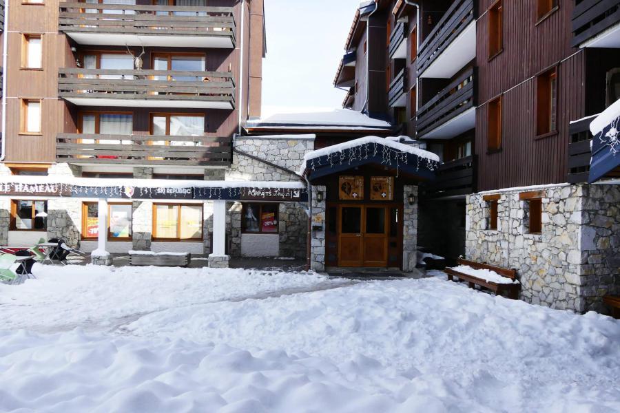 Vacances en montagne Studio divisible 4 personnes (E15) - Résidence Boulevard - Méribel-Mottaret