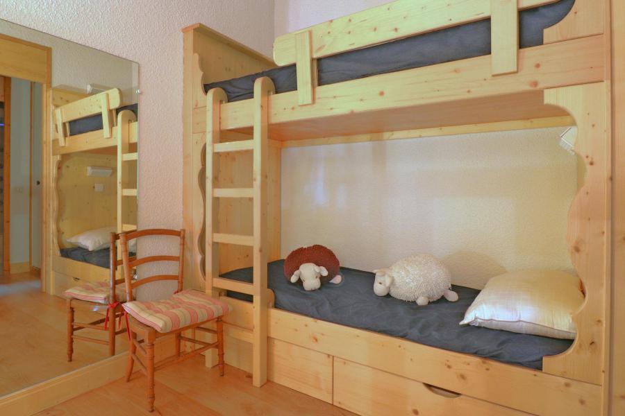 Vacances en montagne Appartement duplex 4 pièces cabine 8 personnes (B21) - Résidence Boulevard - Méribel-Mottaret - Lits superposés