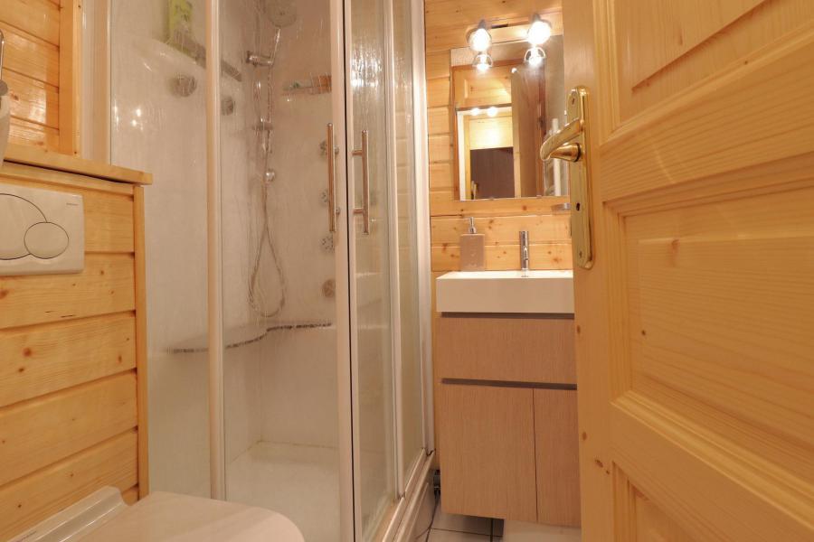 Vacances en montagne Appartement duplex 4 pièces cabine 8 personnes (B21) - Résidence Boulevard - Méribel-Mottaret - Salle d'eau