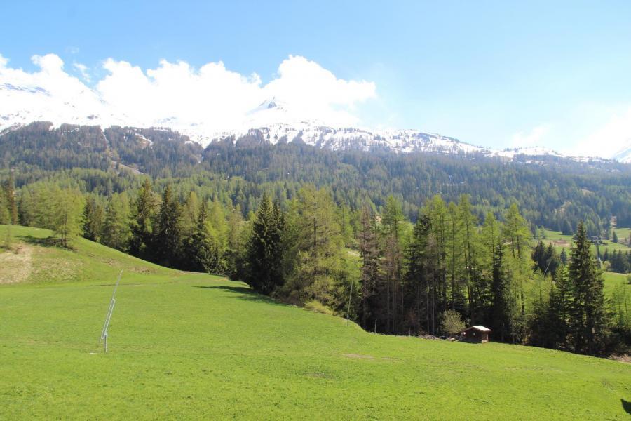 Аренда на лыжном курорте Résidence Bouvreuil - Val Cenis - летом под открытым небом