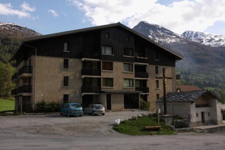 Location au ski Résidence Bouvreuil - Val Cenis - Extérieur été