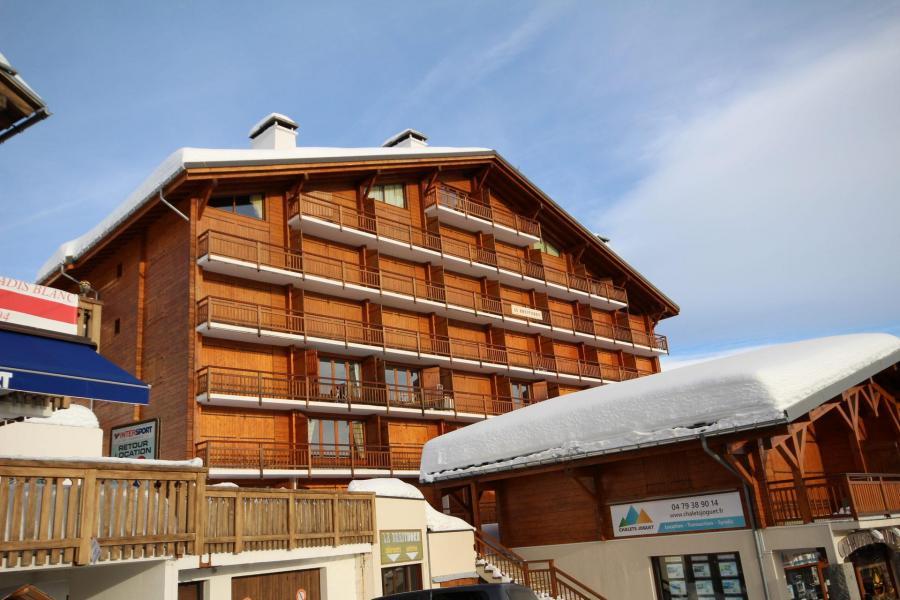 Vacaciones en montaña Résidence Breithorn - Les Saisies