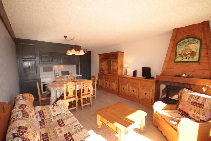 Vacaciones en montaña Apartamento cabina 2 piezas para 6 personas (033) - Résidence Breithorn - Les Saisies