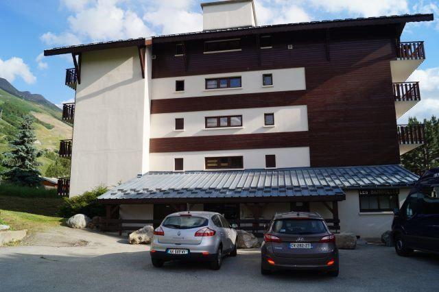 Holiday in mountain resort Studio sleeping corner 4 people (27) - Résidence Brinbelles - Les 2 Alpes