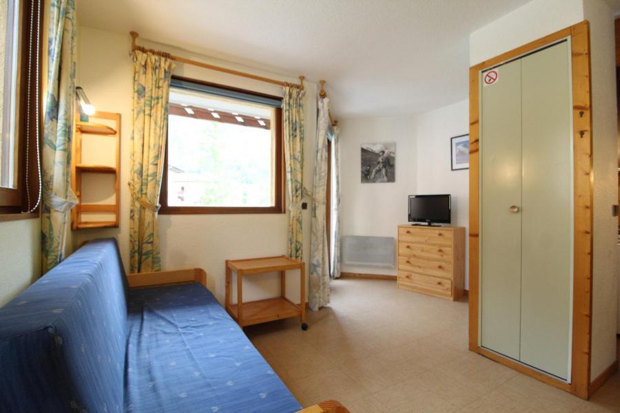 Vacances en montagne Appartement 2 pièces 4 personnes (014) - Résidence Burel - Val Cenis - Banquette