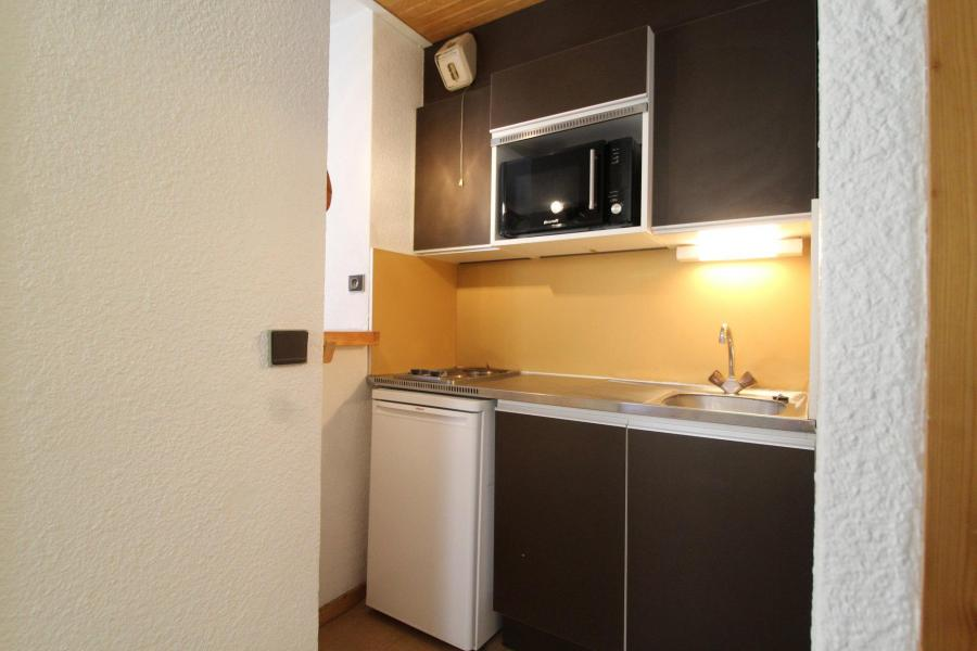 Vacances en montagne Appartement 2 pièces 4 personnes (014) - Résidence Burel - Val Cenis - Kitchenette