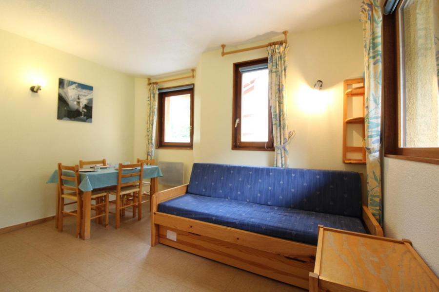 Vacances en montagne Appartement 2 pièces 4 personnes (014) - Résidence Burel - Val Cenis - Séjour