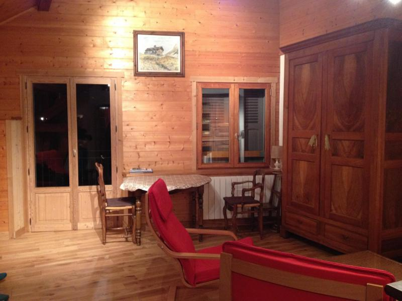 Holiday in mountain resort 4 room apartment 8 people - Résidence C/O Mme Jaillet - Le Grand Bornand - Accommodation
