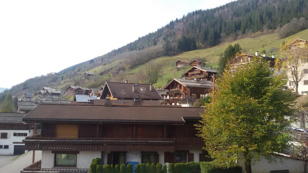 Holiday in mountain resort 4 room apartment 8 people - Résidence C/O Mme Jaillet - Le Grand Bornand - Summer outside