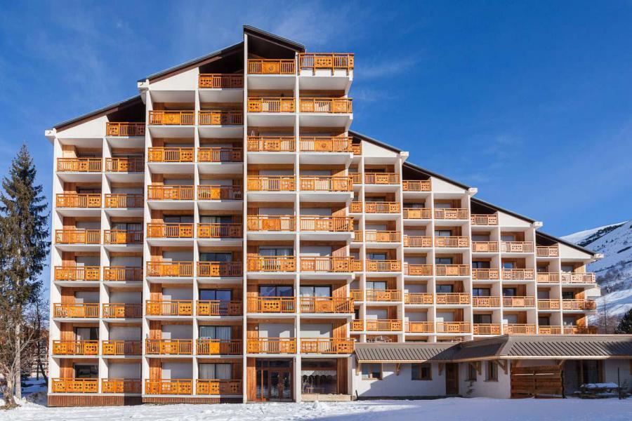 Vacances en montagne Résidence Cabourg - Les 2 Alpes