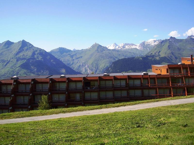 Location au ski Résidence Cachette - Les Arcs - Extérieur été