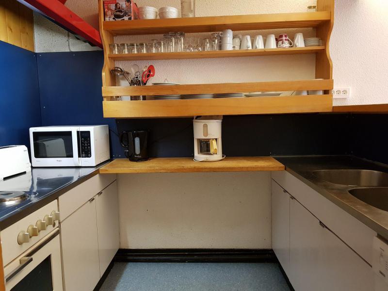 Vacances en montagne Appartement 3 pièces 7 personnes (CAC756R) - Résidence Cachette - Les Arcs - Cuisine
