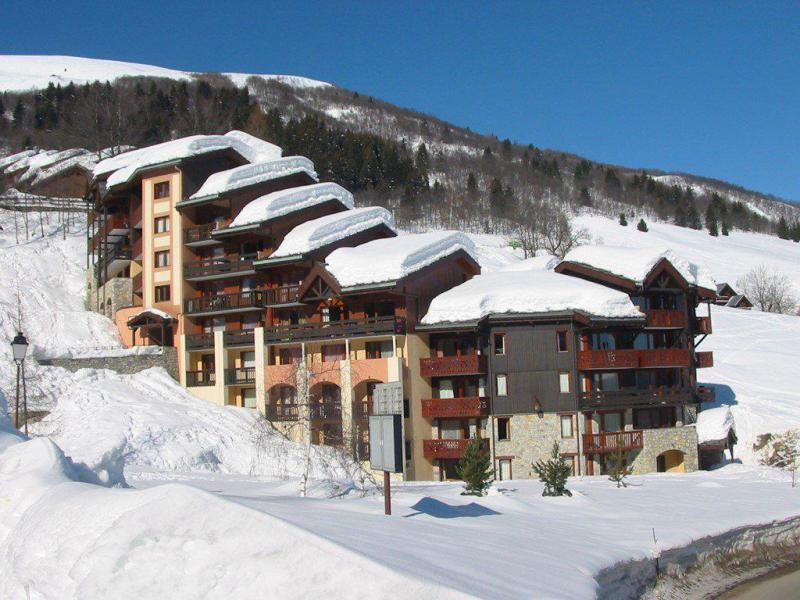 Wakacje w górach Apartament 2 pokojowy 5 osób (G343) - Résidence Camarine - Valmorel
