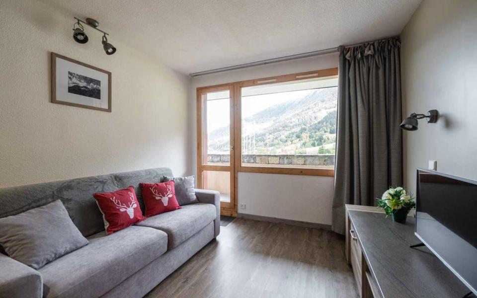 Wakacje w górach Apartament 2 pokojowy 4 osób (422) - Résidence Camarine - Valmorel